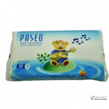 PASEO  SINGLE FACIAL TRAVEL PACK 50`S 1011060020022 8993053131017