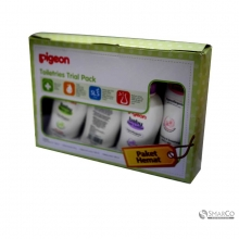PIGEON TOILETRIES TRIAL PACK 6061010061000  8992771011212