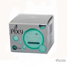 PIXY WHITE AQUA GEL DAY CREAM 18 GR 1015110020574 8992222073370