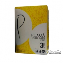 PLAGA WHITE BLENDED 3000 ML 8997027590121