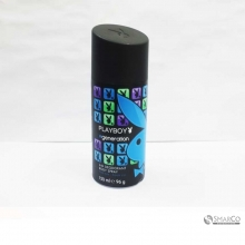 PLAYBOY DEO BODY SPRAY GENERATION 1015080050060 3614220022000