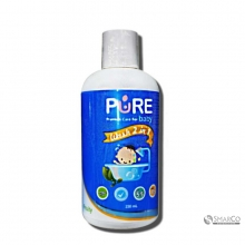 PURE BABY WASH 2 IN 1 FRUITY 230 ML 1015080070024 8995084900877