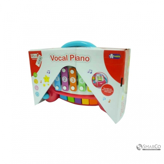 QILE YUAN VOCAL PIANO NO.789 FOR 3+ YO 3037020020086   24375106