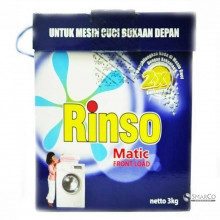 RINSO MATIC FRONT LOAD 3 KG 1011020020222 8851932215794