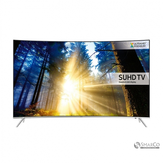 SAMSUNG  SUHD 4K CURVED SMART TV 49