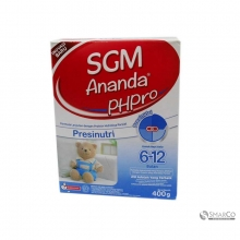 SGM PHP RO 6-12 MONTH 400 GR 1014010020534 8999099924712