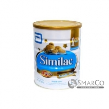 SIMILAC ADVANCED EYE Q PLUSH INTELLI (0-6 MONTH) 850 Gr 1014010020580 8888426514828 (SINGAPORE)