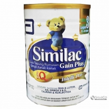 SIMILAC GAIN IQ (3) EYE Q /INTELLIPRO(1-3 YEARS) 1.8 KG 1014110010165 5391523050456