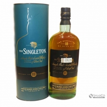 SINGLETON 18 YO 750 ML 1012060040202  5000281027661