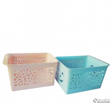SMILE FACE STORAGE BASKET10002583 8992017307390