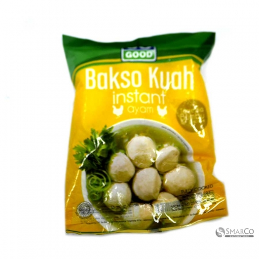 SO GOOD BAKSO AYAM KUAH 8 PCS 120 GR 1017140050017  8993110000539