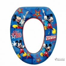 SOFT BABY POTTY SEAT MICKEY MOUSE (6932683722136) 24611230