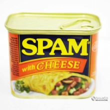 SPAM HML-SPAM WITH CHEESE 340 GR 1014140030110 037600034470