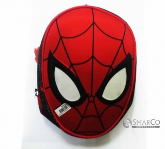 SPIDERMAN`S FACE SCHOOL BAG 24363100