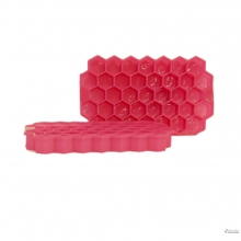 SUPER QUALITY SILICONE ICE TRAY ORANGE 10119810 2024010010005 8992017308465