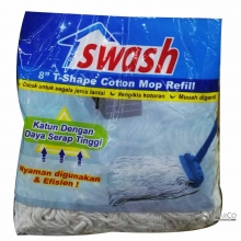 SWASH 8 T SHAPE MOP REFILL PCS 4895125703648