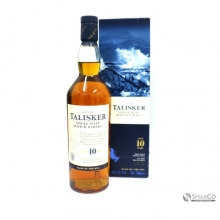 TALISKER SINGLE MALT 10 YEAR 700 ML 5000281005416