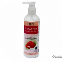THAI STRAWBERRY HAND&BODY LOTION 250 ML 1015110020597 8997024491346