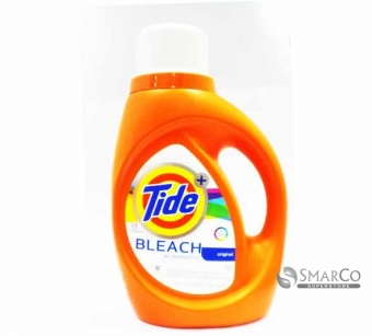 TIDE DETERGENT HE WITH BLEACH ALTERNATIVE ORIGINAL 037000875444