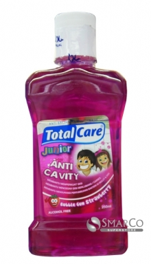 TOTAL CARE MOUTH WASH STRW B.GUM BOTOL 2 1015090020006 8999908394408