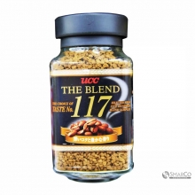 UCC IC THE BLEND 117 NEW 100 GR 1012050010185 4901201103803