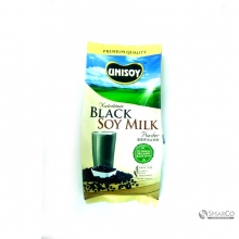 UNISOY NUTRITIOUS BLACK SOY MILK POWDER 8885004610668 1012030040020