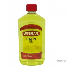 WEIMAN FURNITURE POLISH WUVX15 LEMON 473 ML 041598160189