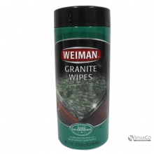 WEIMAN GRANITE WIPES 30 CT 041598000546