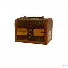 WOODEN BOX 1 PC R1703160303 11.5 X 8.5 X 8.5 CM 2024010010496 8992017313063