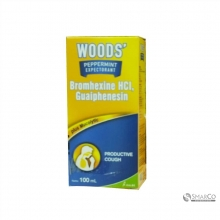 WOODS  NON PRODUCTIUS COU 100 ML 1016020020077 8992858588811